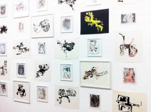 "2013 – ""Paper Icons"", Transformator Plus, Berlin"