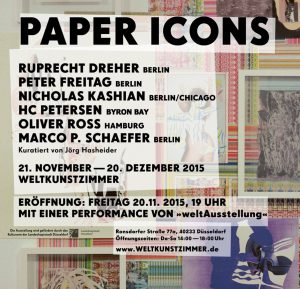 Blattformer - PaperIcons_Weltkunstzimmer